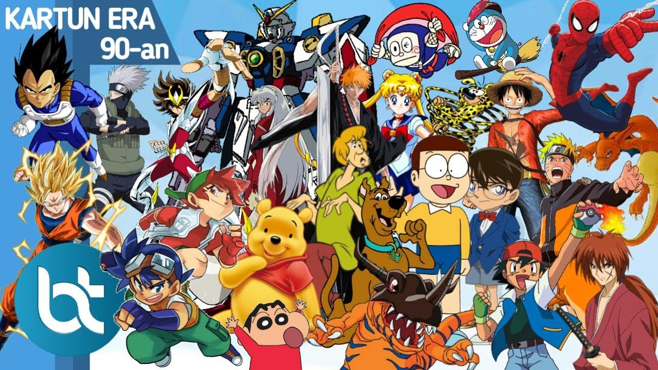 25 Film Kartun Yang Bikin Anak Tahun 90an Rela Bangun Pagi Pagi Buta Di Hari Minggu Youtube