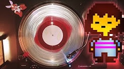 UNDERTALE but its on vinyl and makes me nostalgic