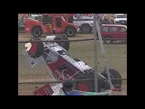 CRASH James McFadden Latrobe WSS 2018