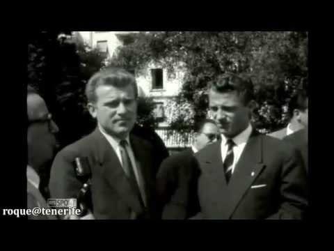 ENTREVISTA A ALFREDO DI STEFANO AÑO 1955