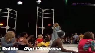 Dalida - Gigi l Amoroso (En español) 1974