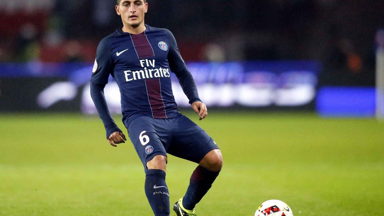Marco Verratti The Maestro Ultimate Midfielder Skills Show
