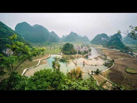 4K Nanning GuangXi (CHINA) timelapse   Apr 2017