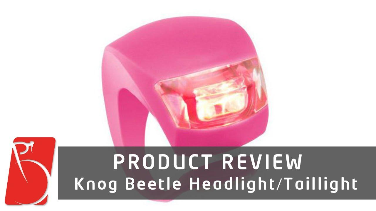Knog Beetle Red LED Rear Light