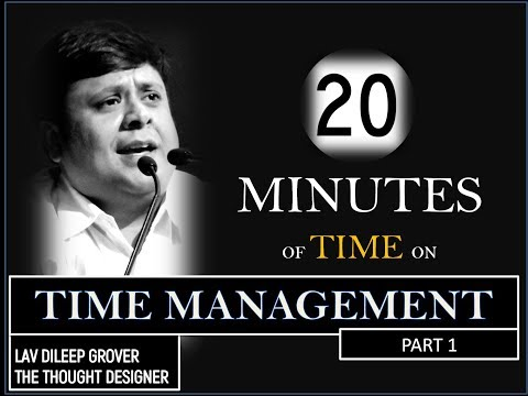 TIME MANAGEMENT| HINDI | MOTIVATIONAL | BEST VIDEO FOR STUDENTS |