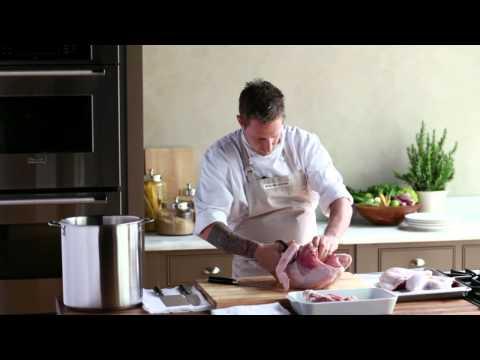How to Sous Vide a Turkey with Chef Michael Voltaggio Part 1 | Williams-Sonoma