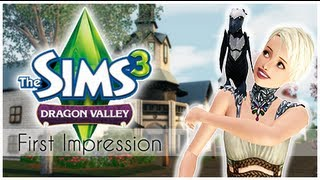 The Sims 3 Dragon Valley: First Impression/Review