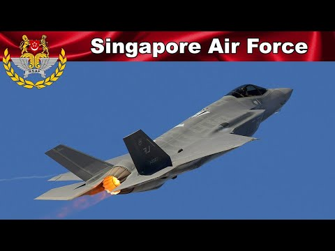 Republic of Singapore Air Force 2020 | Infinite Defence