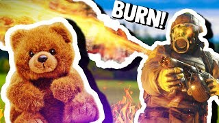 HOW TO DEAL WITH PROBLEMS (flamethrower) | Far Cry 5 #3