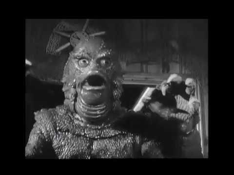 1955 Revenge of the Creature Trailer