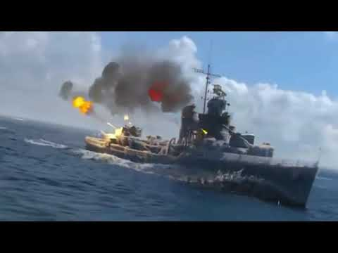 """World Of Warships Cinematic Music Video """"Turrismo"""""""