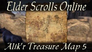 The Elder Scrolls Online new Stonefalls treasure map 2 ii, updated ...