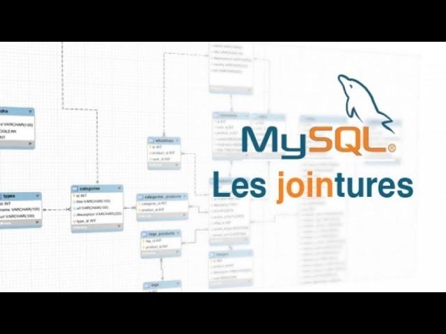Tutoriel Mysql - Les jointures MySQL