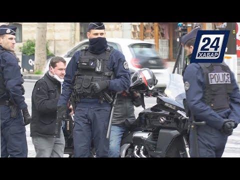 Во Франции ухудшается ситуация с коронавирусом