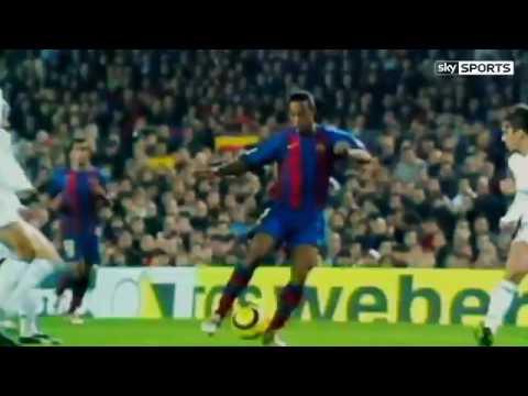 Ronaldinho skills masterclass!   Video   Watch TV Show   Sky Sports