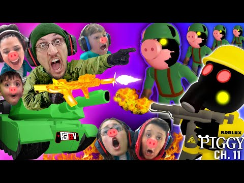 roblox-piggy-army-vs-fgteev-family!-chapter-11-outpost-escape-(6-player-madness)