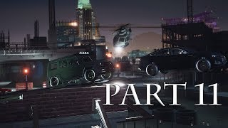Need For Speed Payback - Part 11 - Evading The Skyhammer!