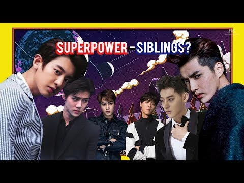 KAI BISA TELEKINESIS? [Talkbokki Ep1: EXO Superpower Theory Part.1]