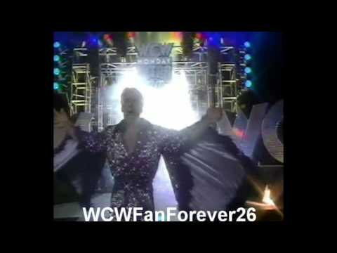 WCW Four Horsemen 9th Themewith Custom Tron