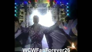 WCW Four Horsemen 9th Theme(with Custom Tron)