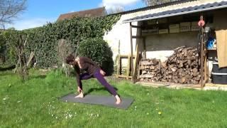 Йога для тех, кому за 50 - для плечей и спины