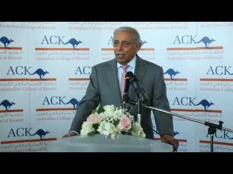ACK Hosts KOC's Information Exhibition