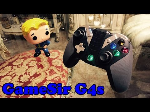 GameSir G4s - Il Miglior Controller GAMEPAD per PC Smartphone e Smart TV! - Unboxing Recensione ITA - 동영상