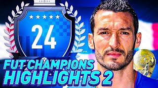 DIATTA BACK AT IT AGAIN! 🥵 TOP 200 FUT CHAMPIONS HIGHLIGHTS! PART 2 - FIFA 21 Ultimate Team