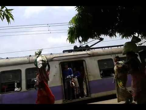 Local train  howrah bardwan mainline