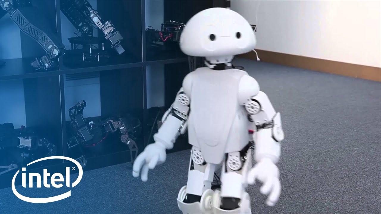 Jimmy: Open Source 3D Printed Robot | Intel