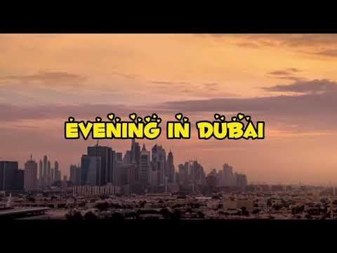 Downtown Dubai complete night walk |4k  | Dubai tourist attraction