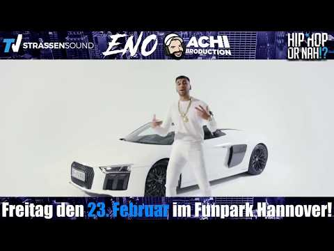 Teaser ENO 183 LIVE in Hannover ✭ TV Strassensound Party, powered by HipHop or Nah!? ✭