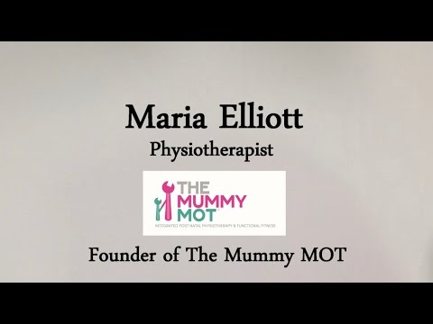 Mummy MOT Interview - Maria Elliot