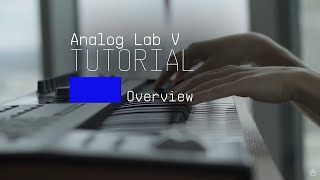 Tutorials | Analog Lab V - Overview