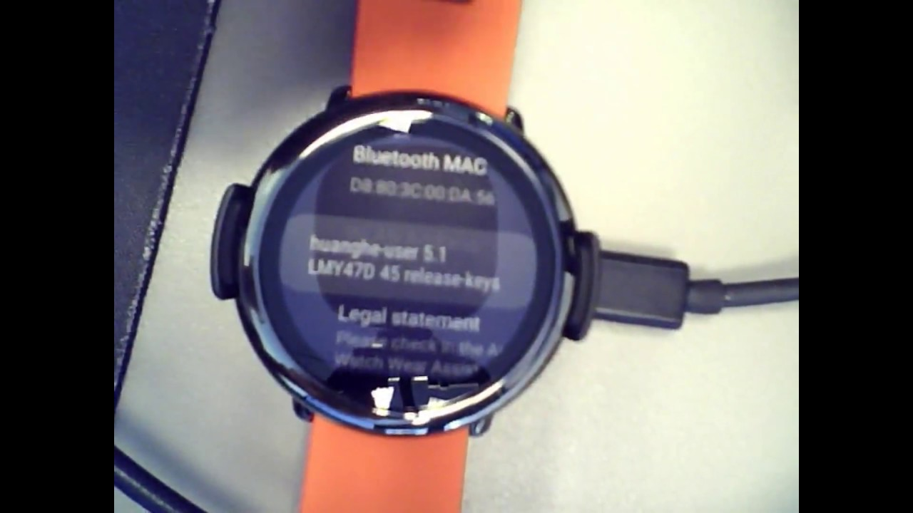 Xiaomi Huami English Interface Amazfit Smartwach For Ch
