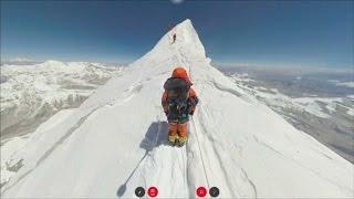 Піднятися на Еверест тепер можна не виходячи з дому (новости)
