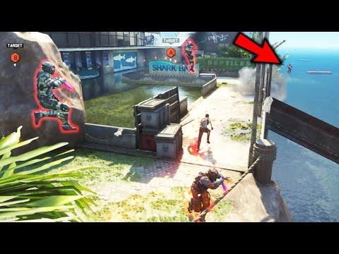 BEST WALLRUN SPOT!! KNIFERS Vs. RUNNER BO3 RUNNING WITH CIZZORZ #15!!