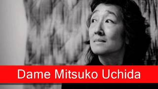 Dame Mitsuko Uchida: Schubert - Impromptu No. 3, Op. 90