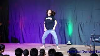 akriti rai सिङ्गिङ्ग एण्ड डान्सिंङ्ग स्टारको बिजेता nepali christian dance