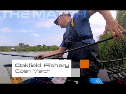 Live Match Fishing: Oakfield Fishery, Open Match