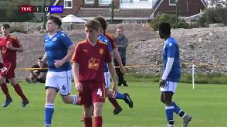 Match Highlights:  Tranmere U21  vs Macclesfield Town U21