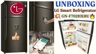 Latest LG Smart Refrigerator Unboxing & Detailed Overview !!