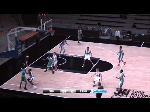 SIG Basket Espoirs - ESSM Le Portel Espoirs 2016/2017