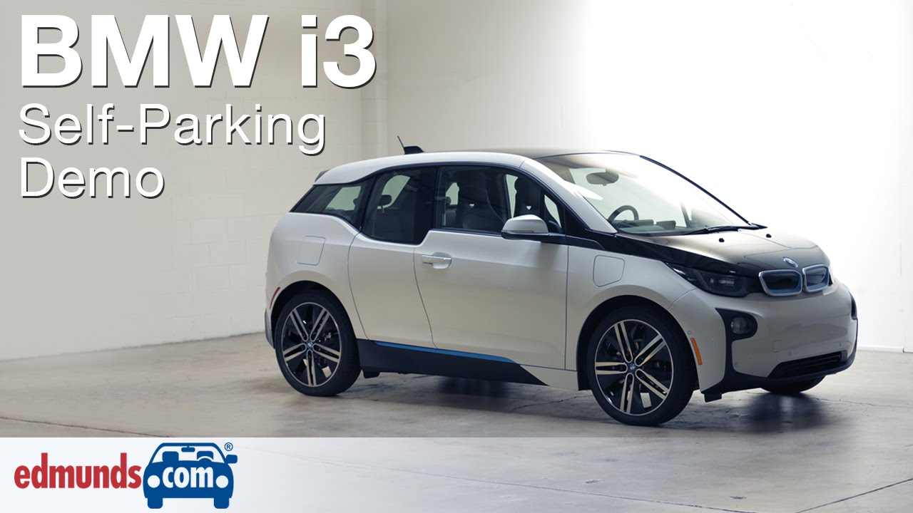 Fantastic The SelfParking BMW I3  Future Tech  YouTube
