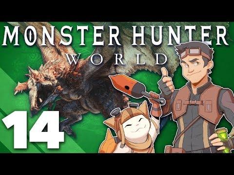 Monster Hunter World - #14 - Rathalos - PlayFrame thumbnail