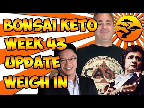 week-43-keto-update---weigh-ins,-johnny-cash,-dr-fung-fasting-:)