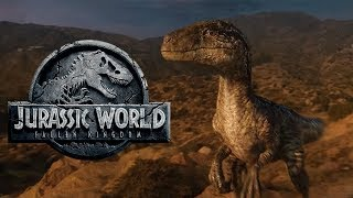 Why Blue Is EXTREMELY Important For Jurassic World 3