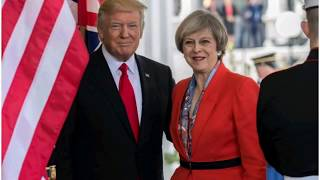 President Trump and British PM press conference