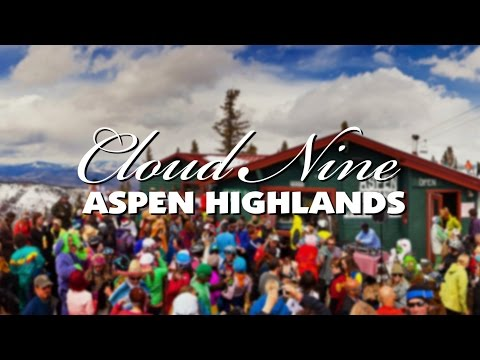 Cloud Nine ASPEN: Apres Ski Party at 10,000ft (GoPro Canada)