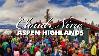 Cloud Nine ASPEN: Apres Ski Party at 10,000ft (GoPro Canada)